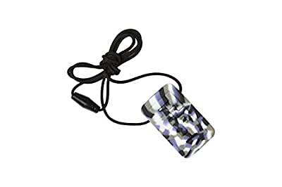 Geo Tag - Chew Necklace for Sensory, Oral Motor, Anxiety, Autism,ADHD...