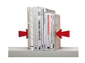DCI Arrow Magnetic Bookends