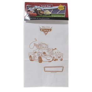 Sale Disneys Cars Color Your Own Treat Bags Sale