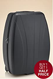Longhaul ABS Wave Hard Rollercase - Large