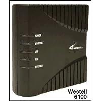 Westell 6100 DSL Router Modem (C90)