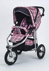 Baby Bling Design Company Metamorphosis All Terrain Stroller