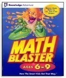 Math Blaster: Ages 6-9