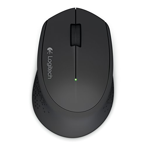 Logitech M280 Wireless Mouse - Black