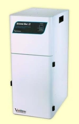 VANIMAN STONE VAC II DUST COLLECTOR , DENTAL