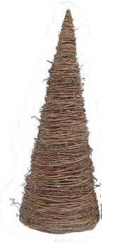 Brown Twig Christmas Tree