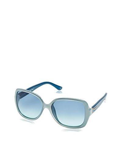 Ferragamo Gafas de Sol SF715S_443-56 (56 mm) Azul Petróleo