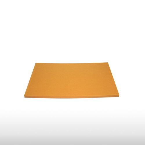 Office Line Multifunktionspapier, 100 Blatt, orange, 80 g, DIN A4, Kopierpapier, Bastelpapier, Farbpapier