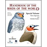 img - for New Species and Global Index (Handbook of the Birds of the World) book / textbook / text book