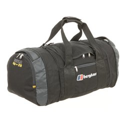 Berghaus Mule Unisex Adult Medium Capacity Travel  Black 60 lt