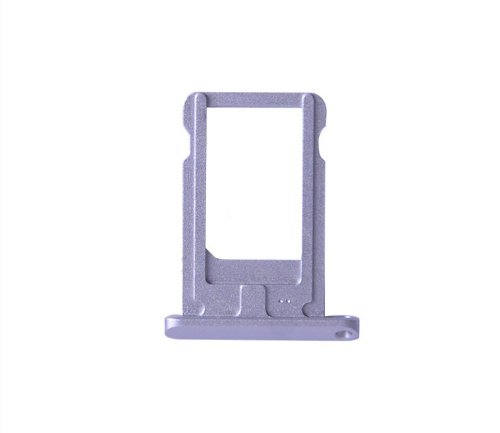 Smays For Ipad Air Oem Sim Card Tray Holder Repair Part (Silver) front-56558