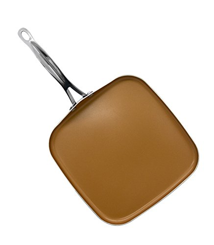 GOTHAM STEEL Ceramic Non-Stick Griddle 10.5