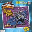 Power Rangers 100 Pc Dinothunder Puzzle