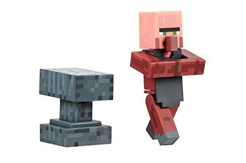 Minecraft Minecraft - Blacksmith Villager Action Figure - 1