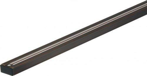 Nuvo TR131 2-Feet Track Rail, Russet Bronze