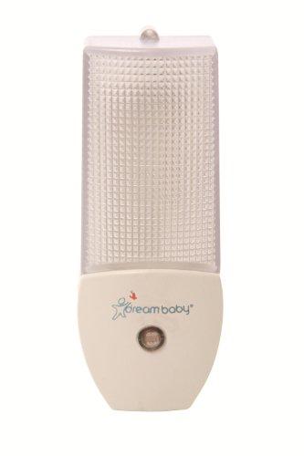 Dreambaby White Led Night Light, Auto Sensor