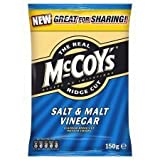 McCoys Salt & Malt Vinegar 150G