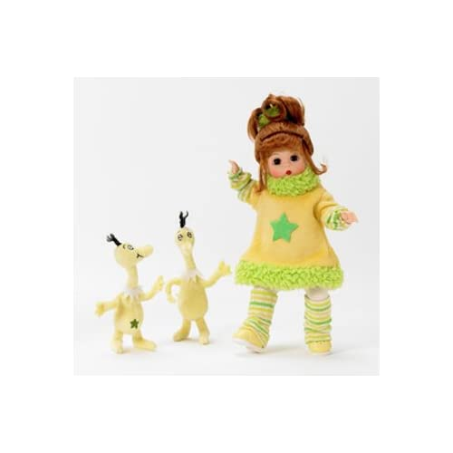 Madame Alexander Dolls, 8 The Sneetches by Dr. Seuss, Dr. Seuss Collection, Storyland Collection