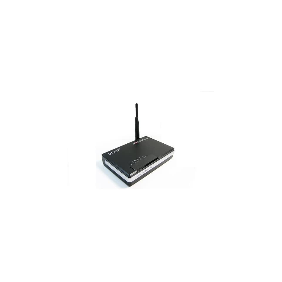 EDUP EP DR280 54Mbps Wireless Broadband Router support DD WRT/TOMATO
