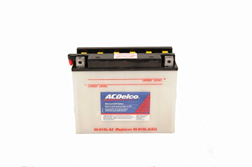 Acdelco A50N18La2 Specialty Powersports Jis 50N-18L-A3 Battery