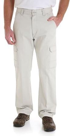 Genuine Wrangler Cargo Pants 32W x 30L Stone