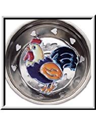 Billy-Joe Kitchen Strainer - Black Tail Rooster by Billy Joe Homewares