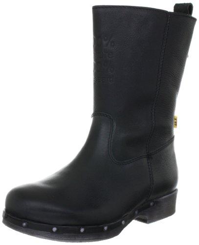 Bisgaard Stiefel mit Wollfutter Boots Girls Black Schwarz (Black 2) Size: 13 (32 EU)