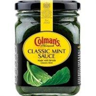 Suchen : Colmans Mint Sauce 250ml