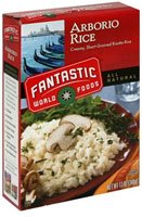 Fantastic Foods Arborio Rice -- 12 oz
