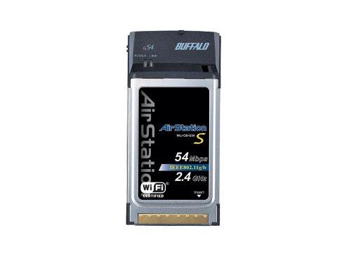 Buffalo AirStation WLI-CB-G54S-3 125* High Speed Mode Wireless Notebook Adapter