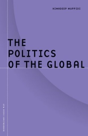 Politics Of The Global (Barrows Lectures)