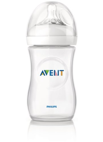 Natural260 Ml Feeding Bottle 1 Month+ (pack Of 3) By Philips Avent