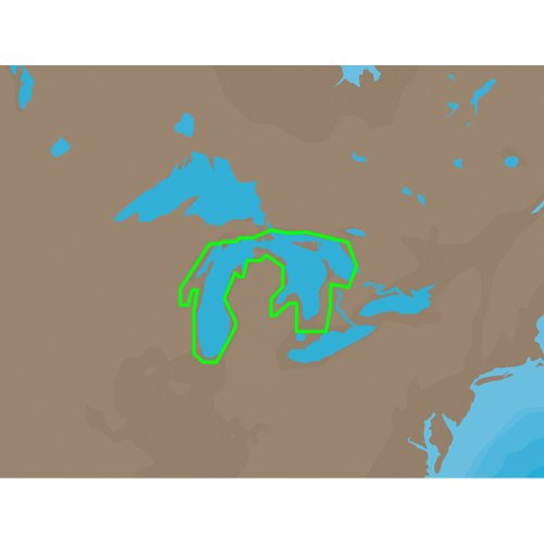 C-MAP-NT-NA-C102-Michigan-Huron-No-Channel-Georgian-Bay-Furuno-FP-Card