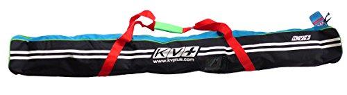 KV+ Nordic Walking Stocktasche für 1-3 Paar Stöcke