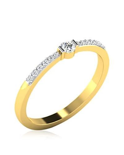 Friendly Diamonds Anillo Oro