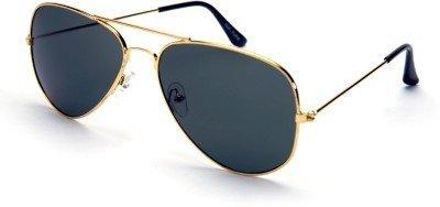 657a88be37d6 Sheomy GOGALS FOR BOYS Aviator Sunglasses - Golden-Black-Lemon@1999 ...