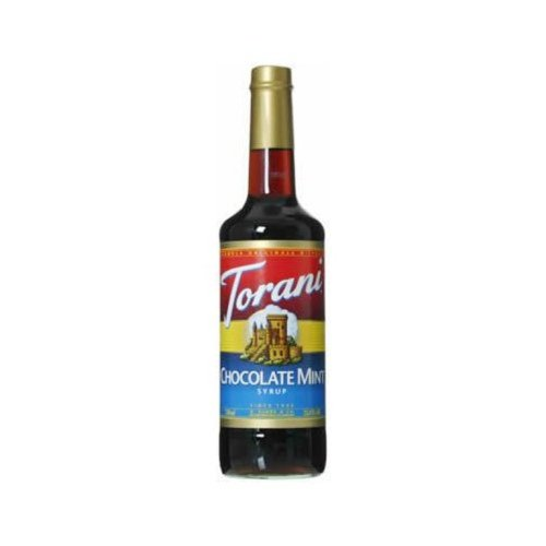 Torani Syrup, Chocolate Mint, 25.4-Ounce Bottles (Pack Of 3)