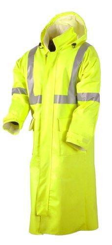 Rain Trench Coat ANSI Class 3 48
