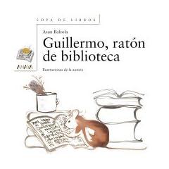 Gillermo, ratón de biblioteca