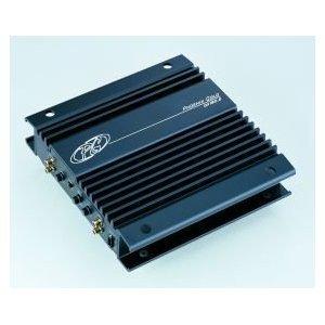 Phoenix Gold QX1802, Amplificateur 2 Canaux De La Série QX, Illuminé En Bleu