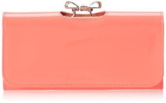 Ted Baker Lindar Wallet,Bright Pink,One Size