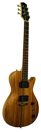 Kona Guitars Ke55Z Ke55 Series Electric Guitar With Zebrawood Body