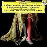 Strauss R-Chevalier a la Rose,Suite-Intermezzo-Previn-O.P.V