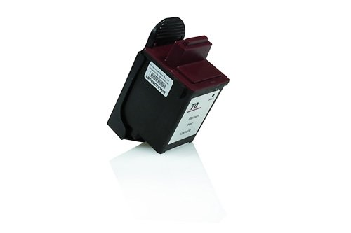 Samsung Myjet Plus MJC 2300 C Tinte Alternativ Druckerpatrone 1 Stück Black ersetzt Lexmark 0012A1975E für Tintenstrahldrucker
