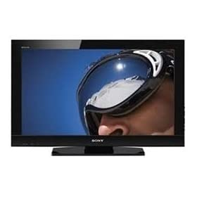 Sony BRAVIA BX 300 Series 32-Inch LCD TV, Black