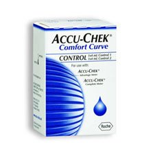 Cheap Accu-Chek Comfort Curve Control Solution (B000NLJTBC)