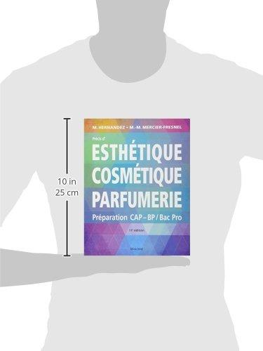 Precis d 39 esthetique cosmetique parfumerie preparation aux - Referentiel cap cuisine ...