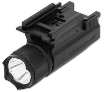 Buy Discount NcStar Airsoft/Paintball LED Flashlight/Quick Release Weaver (AQPTF)