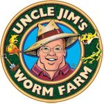 Uncle Jim's Worm Farm 1,000 Count Red Wiggler Live Composting Worms