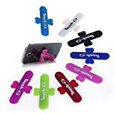 Universal Portable Touch U One Touch Silicone Stand For IPhone Samsung HTC Sony Mobile Phones Tablets - Color...